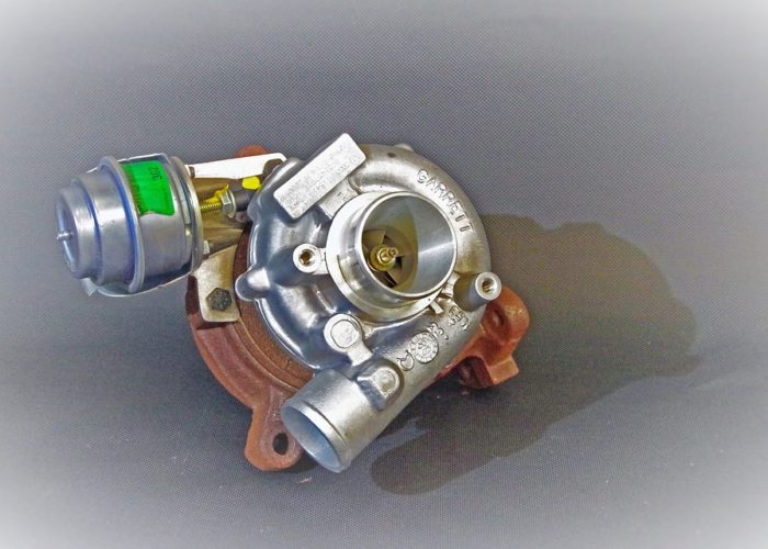 Why do we use a turbocharger in an engine?